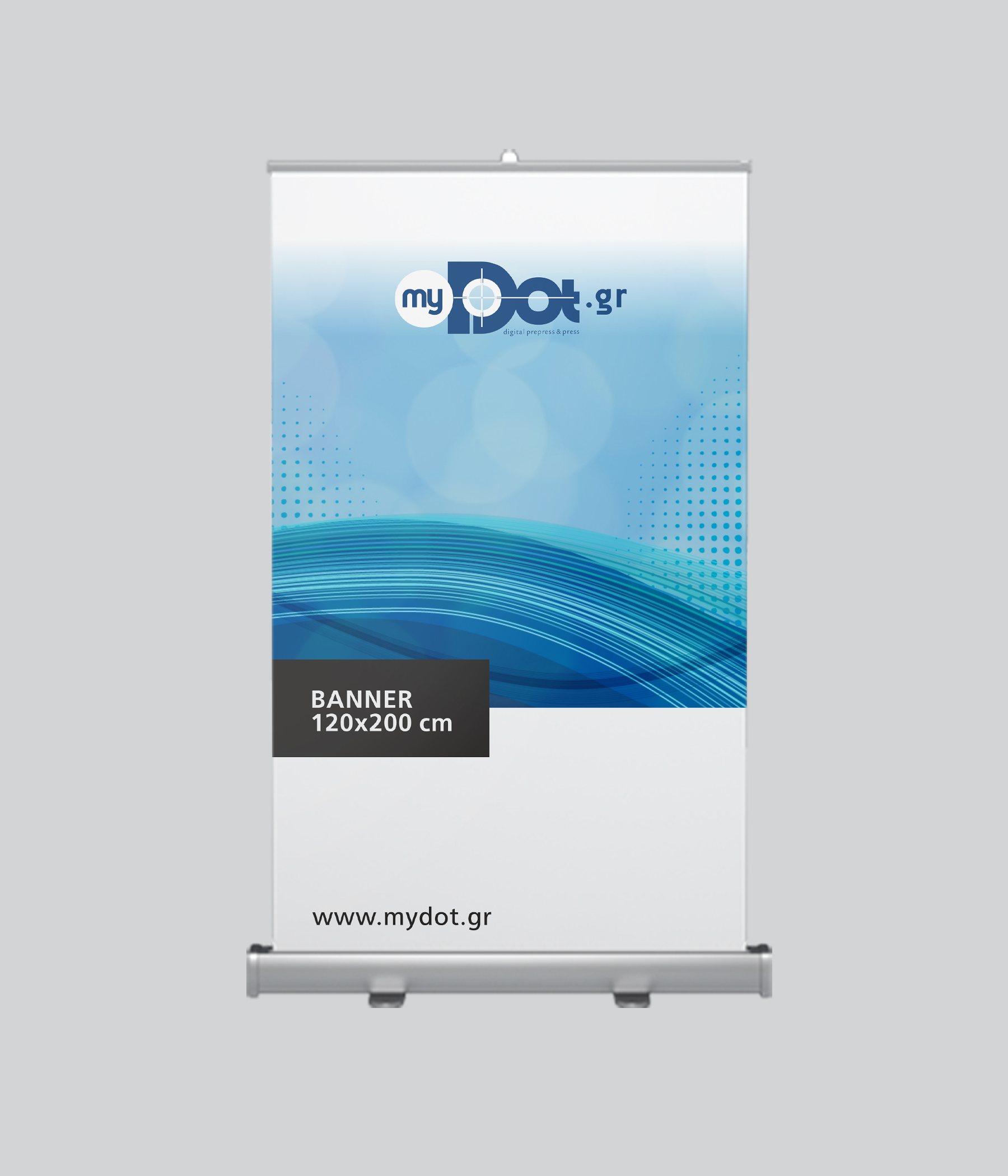Roll Up Banner 3